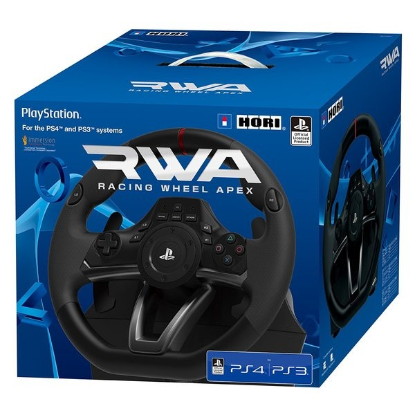 Кермо Hori Racing Wheel APEX