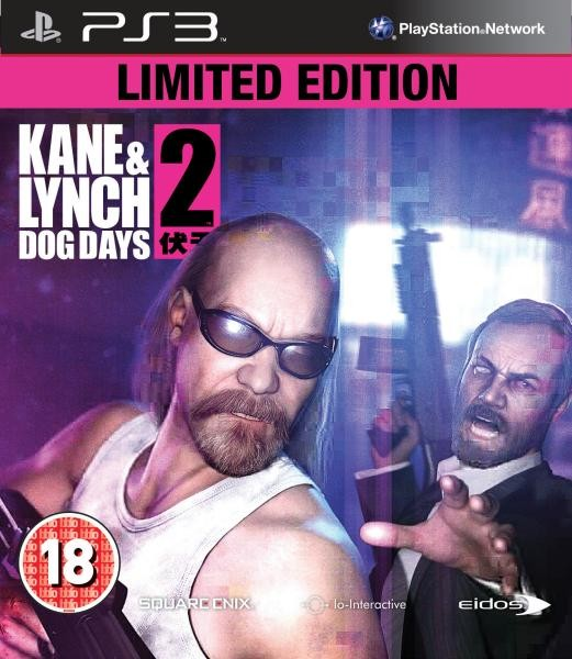 Kane & Lynch 2: Dog Days Limited Edition б/у
