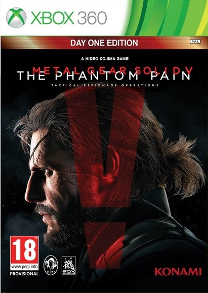 Metal Gear Solid V: The Phantom Pain рус.