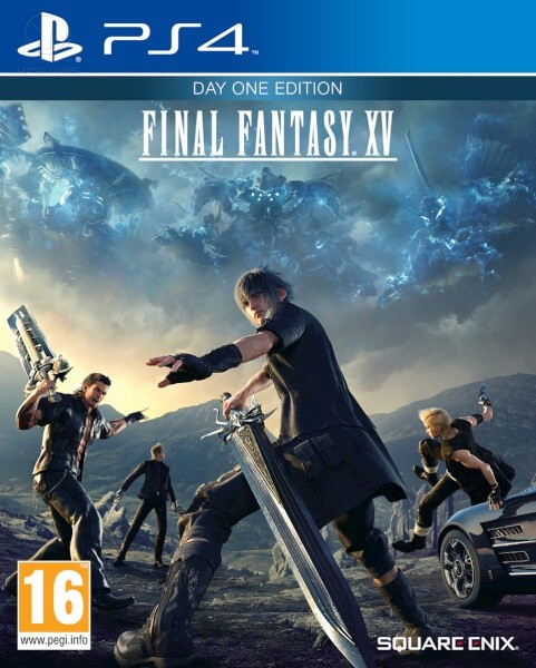 Final Fantasy XV Day One Edition | Final Fantasy 15 PS4