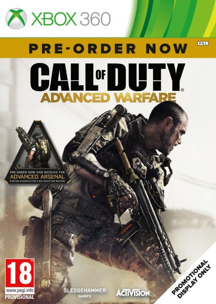 Call of Duty: Advanced Warfare (рос)