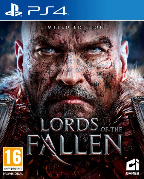 Lords of the Fallen (рус) PS4
