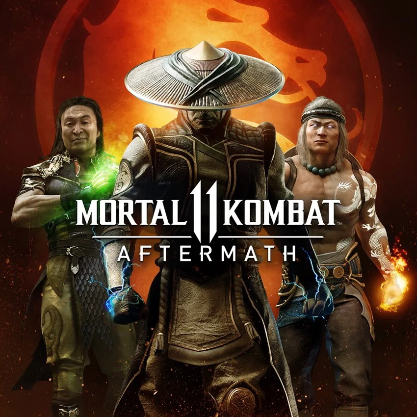 Прокат Mortal Kombat 11: Aftermath Kollection від 7 днів PS4
