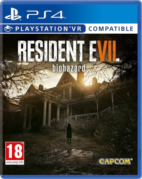 Resident Evil 7 Biohazard | RE7 Biohazard PS4