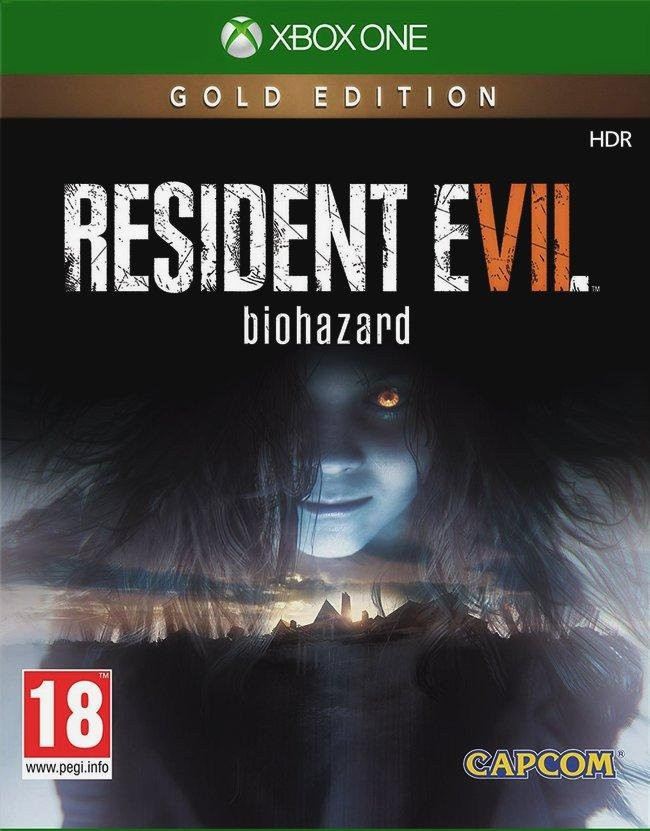 Resident Evil 7 Biohazard Gold Edition | RE7 Biohazard Gold Edition XONE
