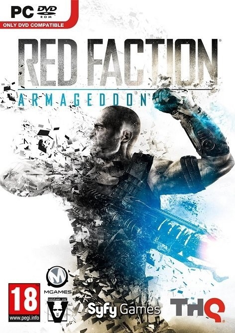 Red Faction: Armageddon рос.