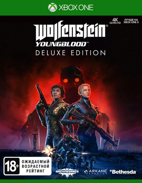 Wolfenstein: Youngblood Deluxe Edition XONE