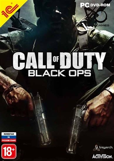 Call of Duty: Black Ops рос.