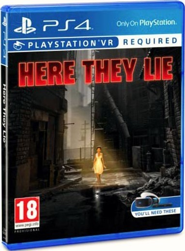Here They Lie (только для VR)