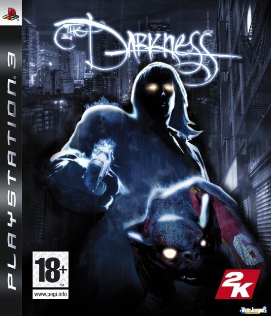 The Darkness б/у PS3