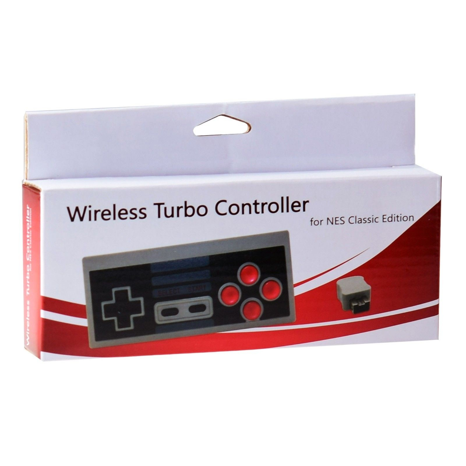 Wireless Turbo Controller for NES Classic Edition