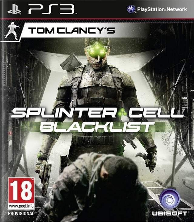 Tom Clancy's Splinter Cell: Blacklist б/у PS3