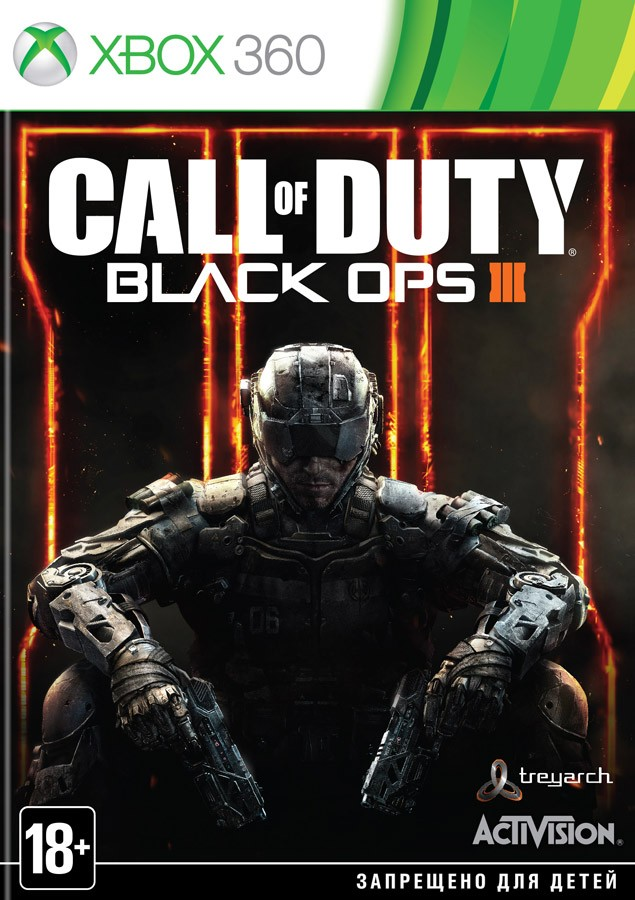 Call of Duty: Black Ops III рос.