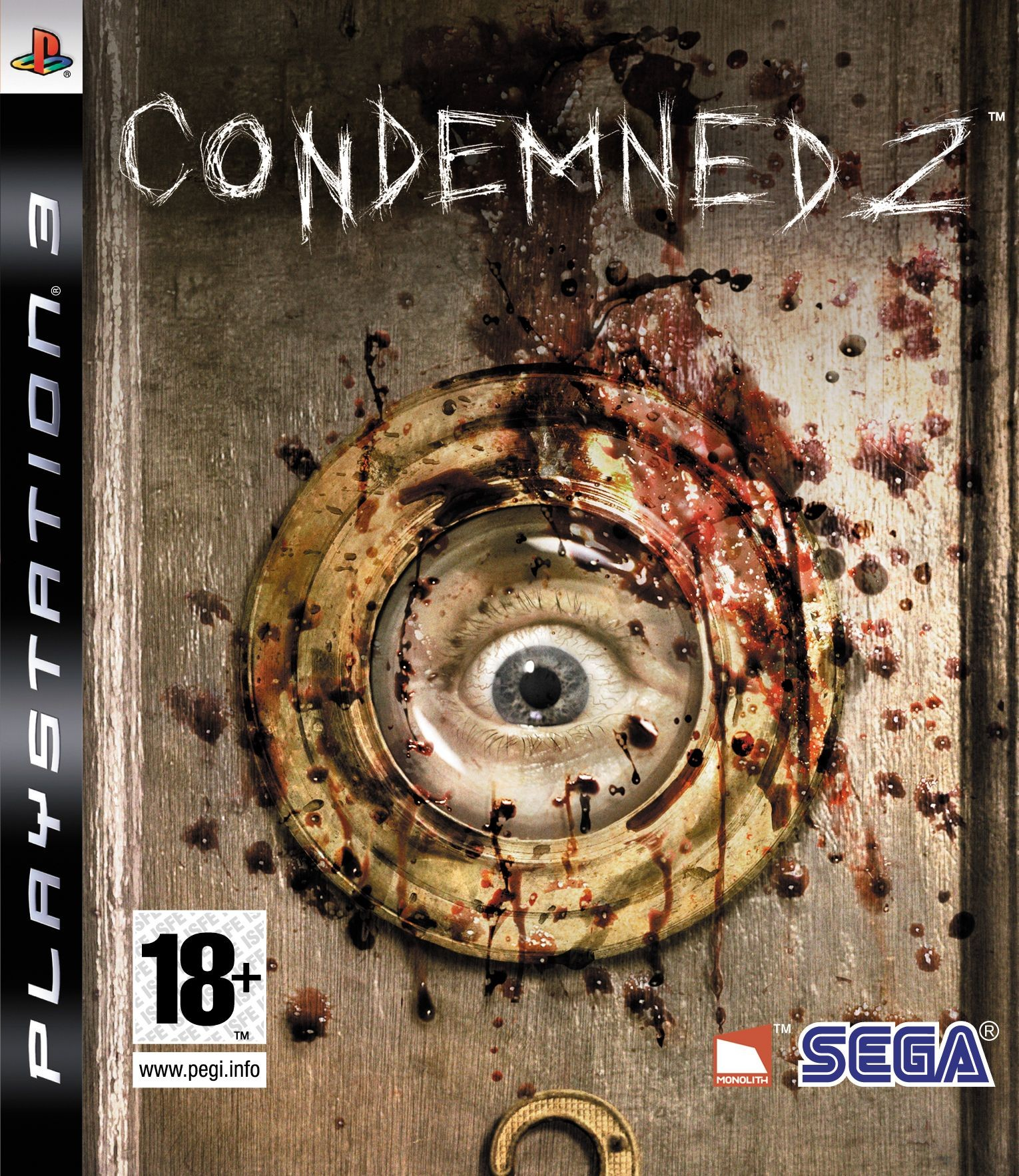 Condemned 2 б/в PS3