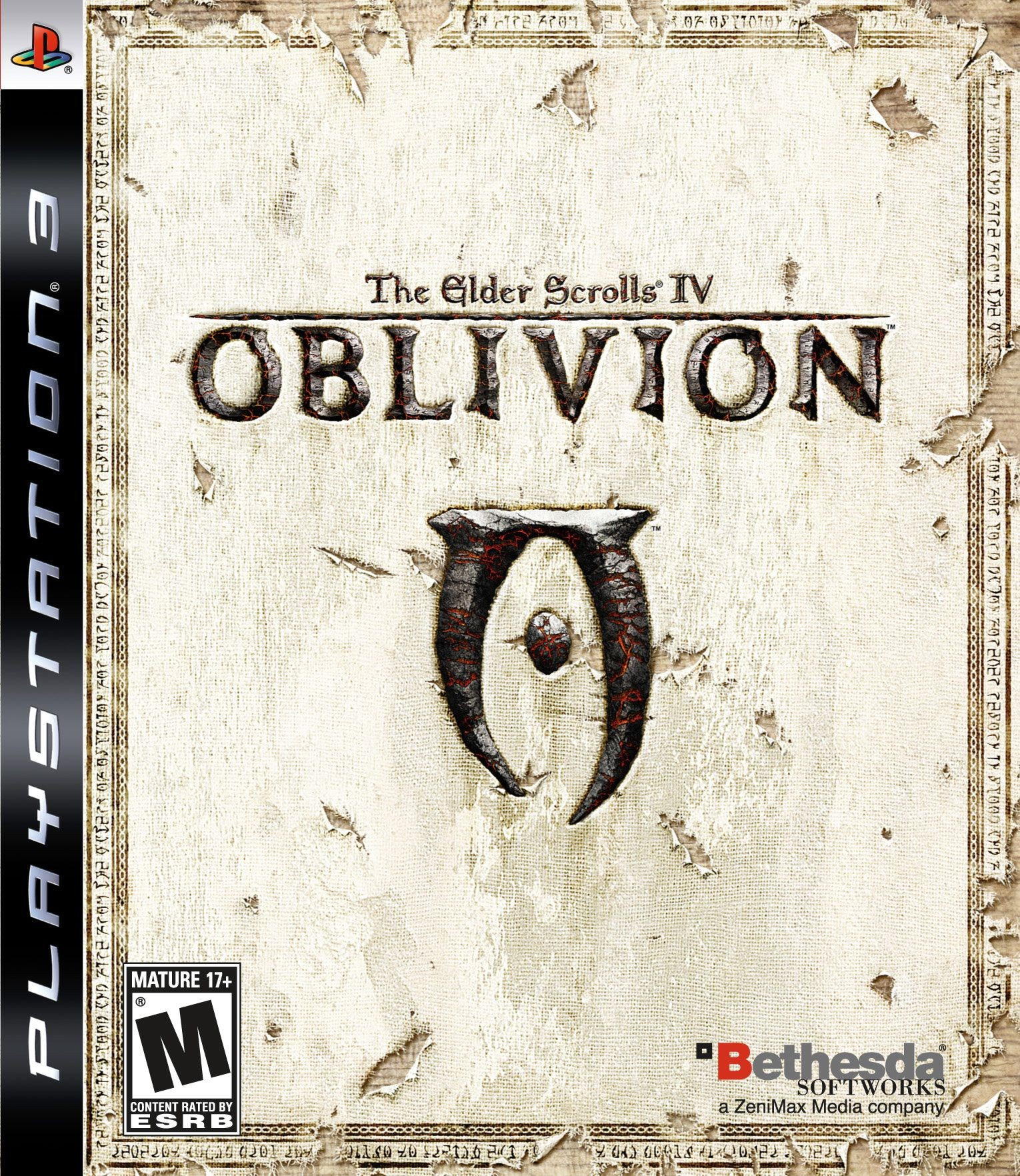 The Elder Scrolls IV Oblivion б/в PS3
