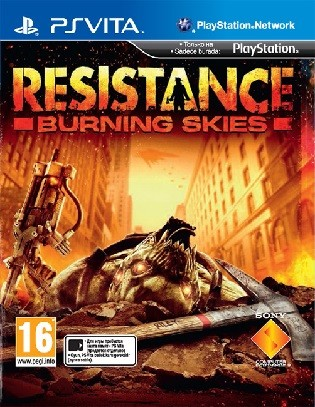 Resistance: Burning Skies рус.