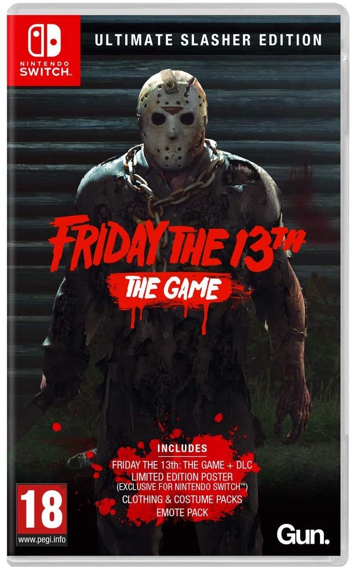 Friday the 13th: The Game Ultimate Slasher Edition SWITCH