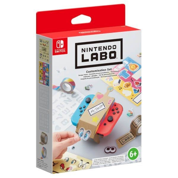 Nintendo LABO: Customization Set