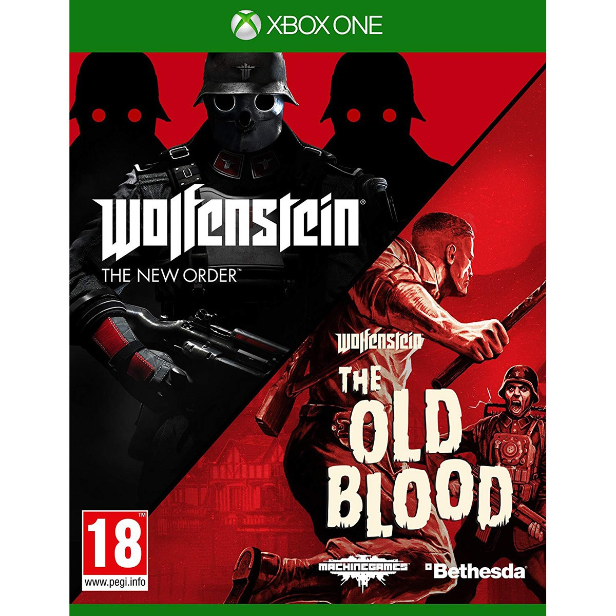 Wolfenstein: The New order+The Old Blood