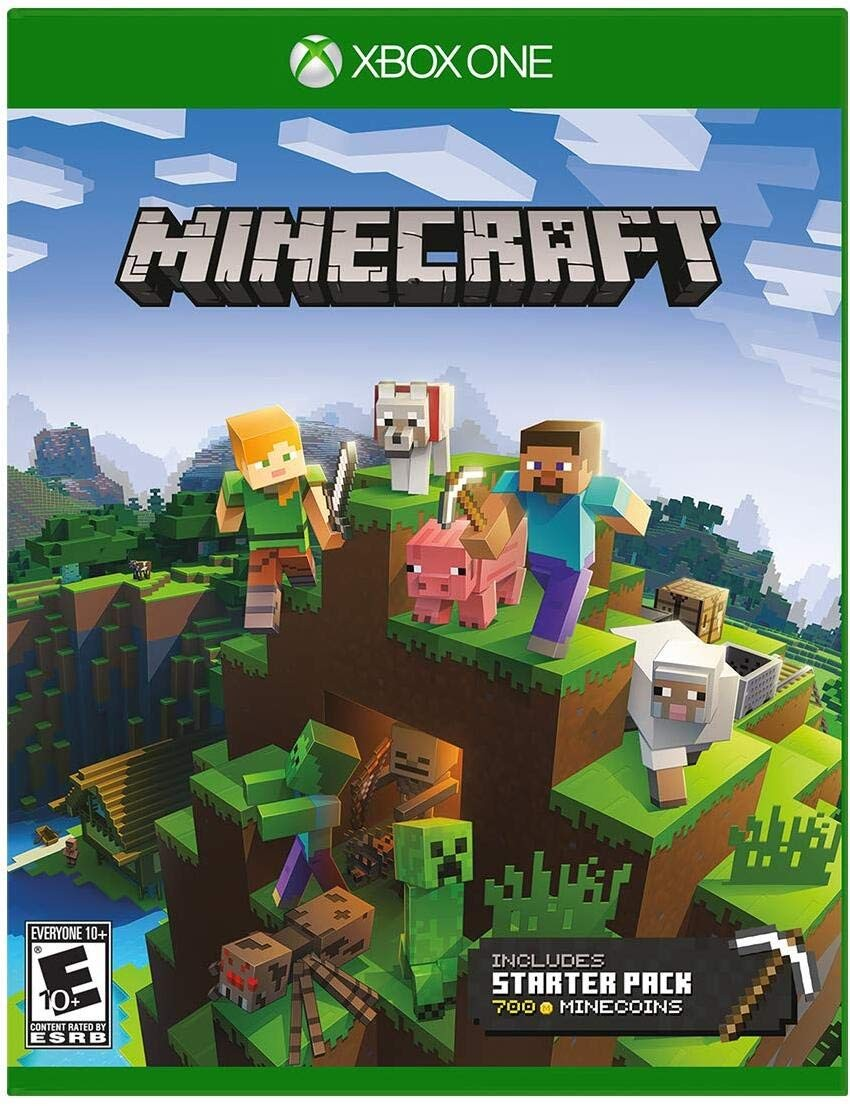 Minecraft Starter Collection XONE