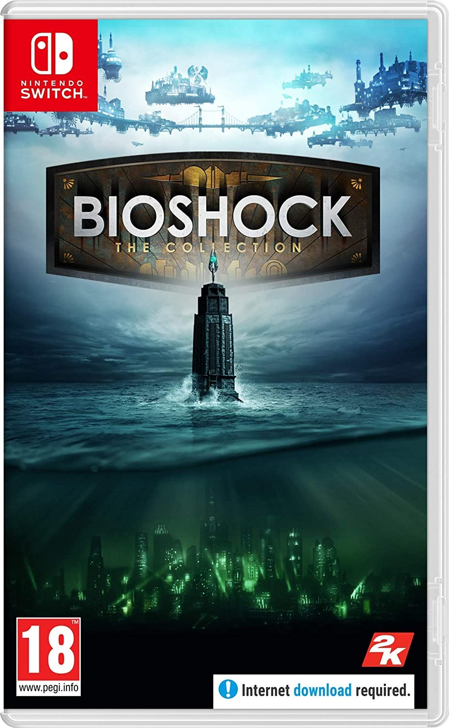 BioShock The Collection | Біошок Колекція SWITCH