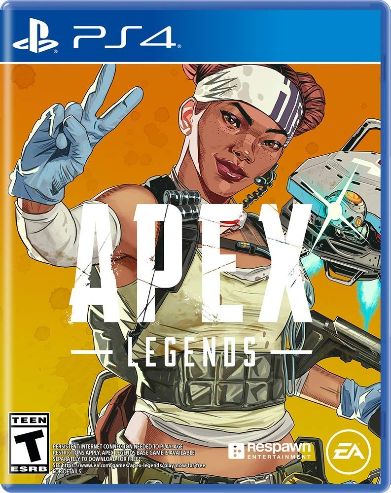 Apex Legends. Lifeline Edition PS4