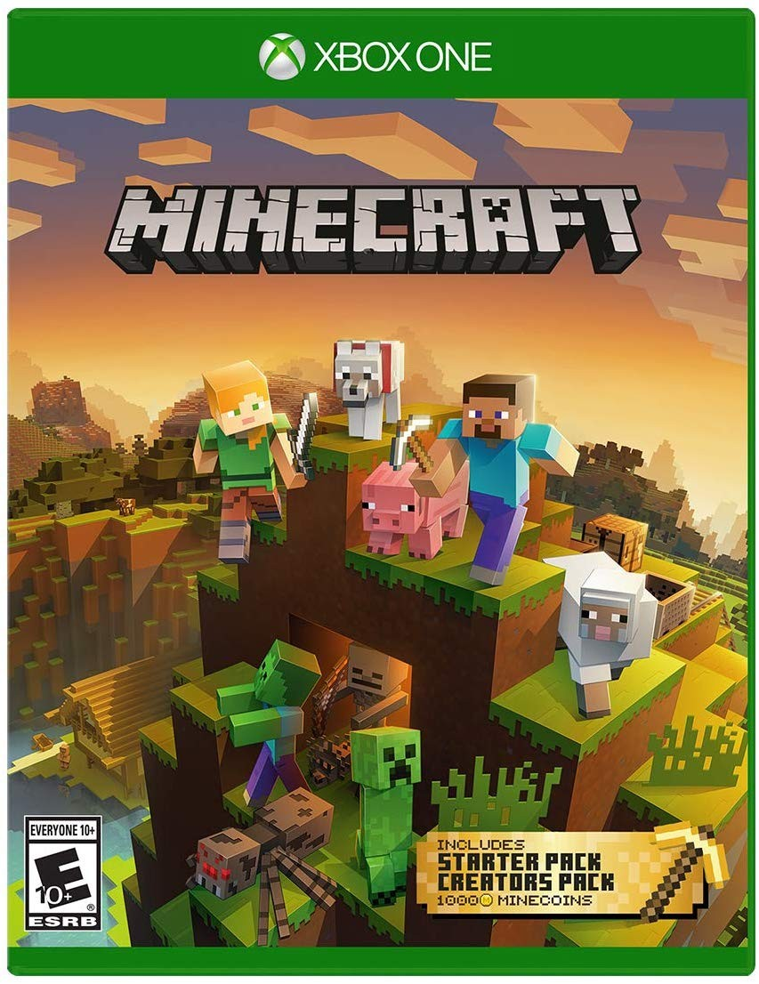 Minecraft. Master Collection XONE