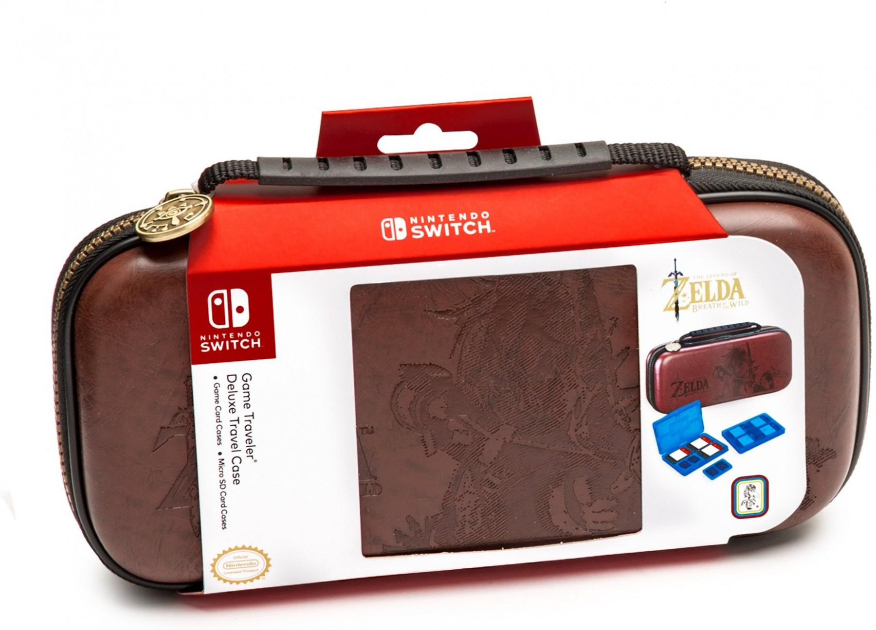 Защитный чехол Deluxe Zelda Link Travel Case