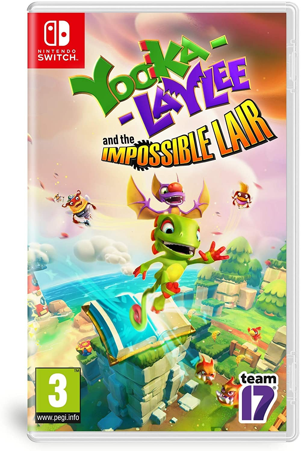 Yooka-Laylee and the Impossible Lair SWITCH