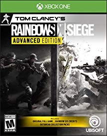 Tom Clancy's Rainbow Six: Осада. Advanced Edition XONE