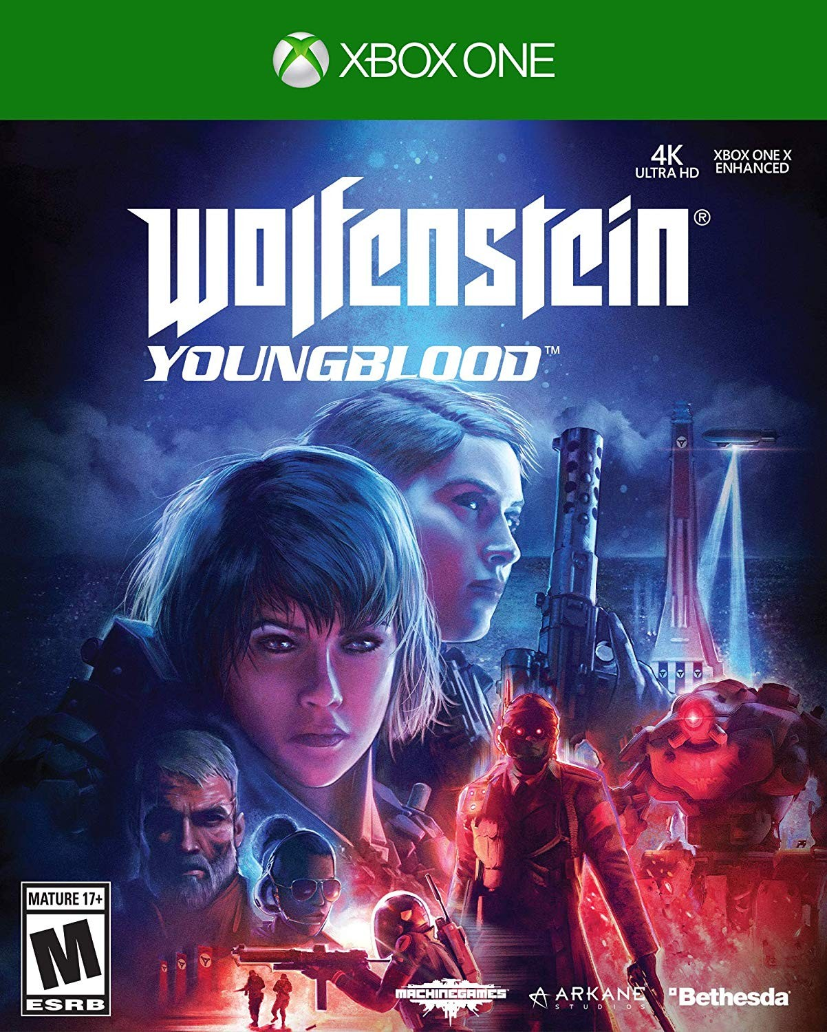 Wolfenstein: Youngblood XONE