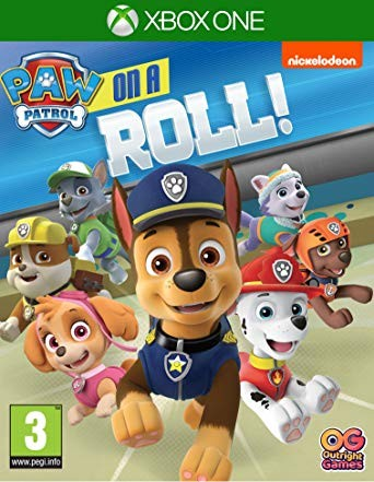 PAW Patrol: On a Roll | Щенячий патруль XONE