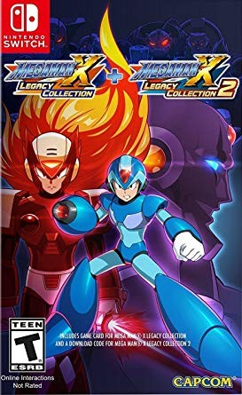 Mega Man X: Legacy Collection 1 + 2