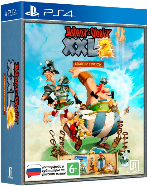 Asterix and Obelix XXL2. Limited Edition