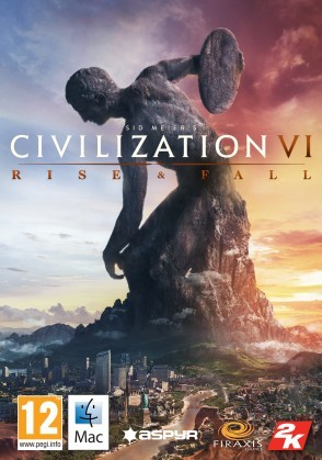 Sid Meier's Civilization VI: Rise and Fall (для MAC)