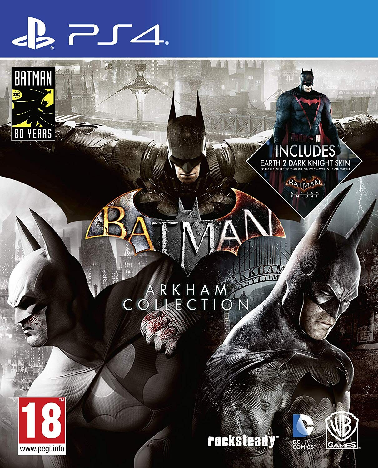 Batman Arkham Collection PS4