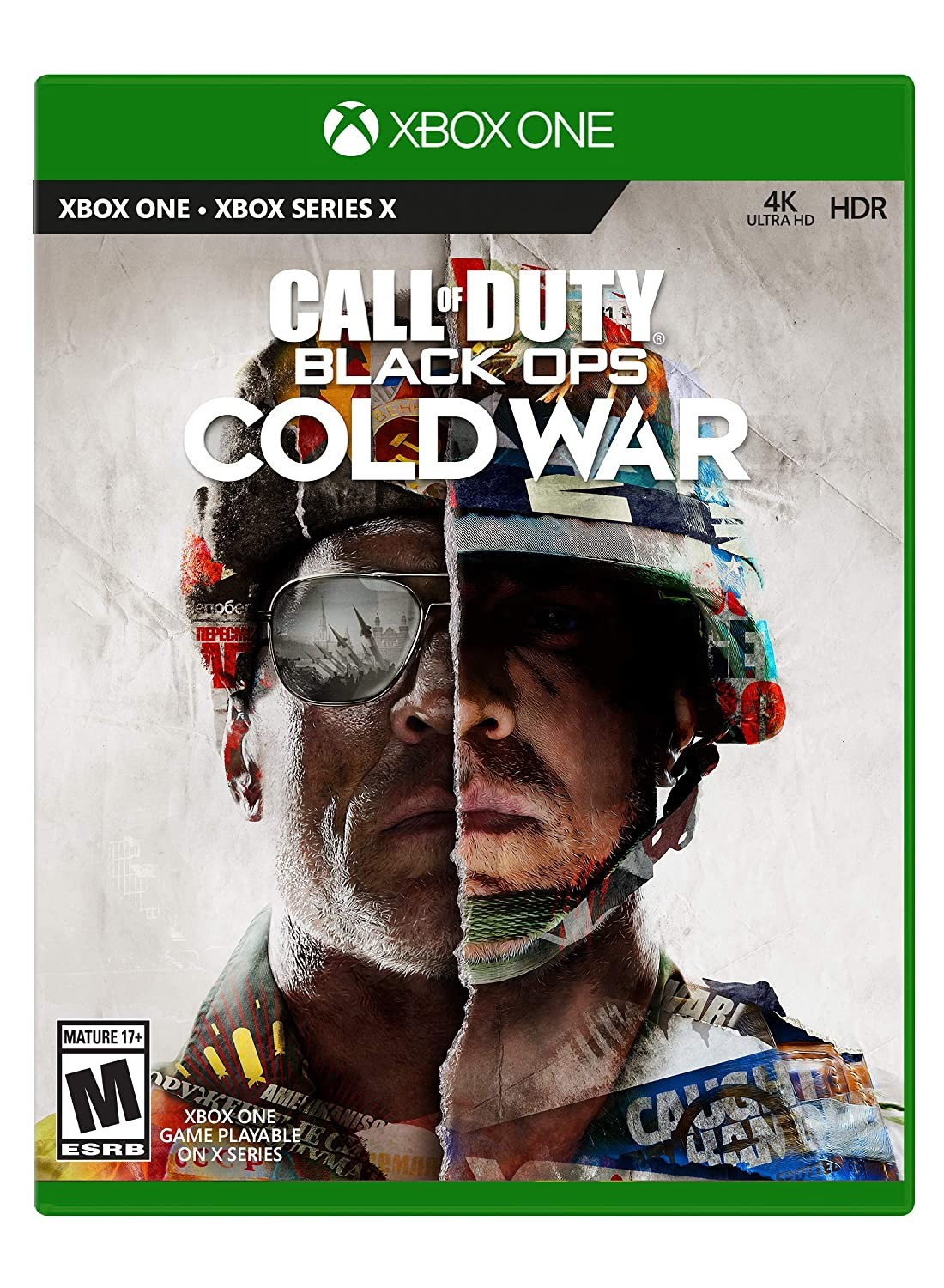 Call of Duty Black Ops Cold War XONE