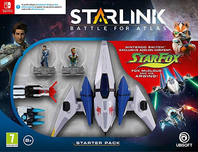 Starlink: Battle For Atlas (Starter Pack)