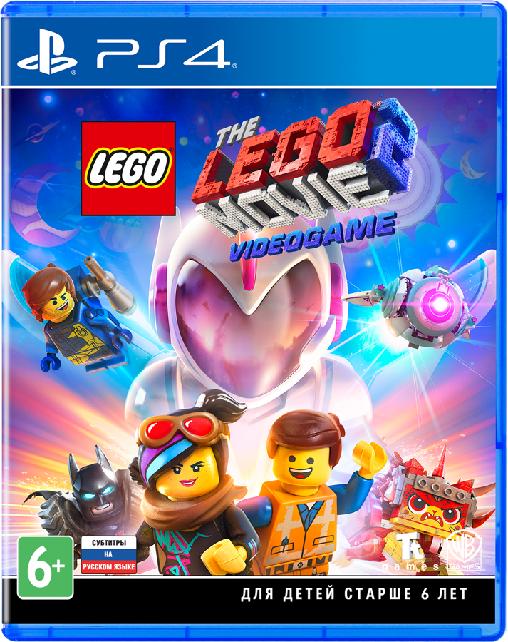 THE LEGO MOVIE 2 VIDEOGAME | LEGO Фільм 2 PS4