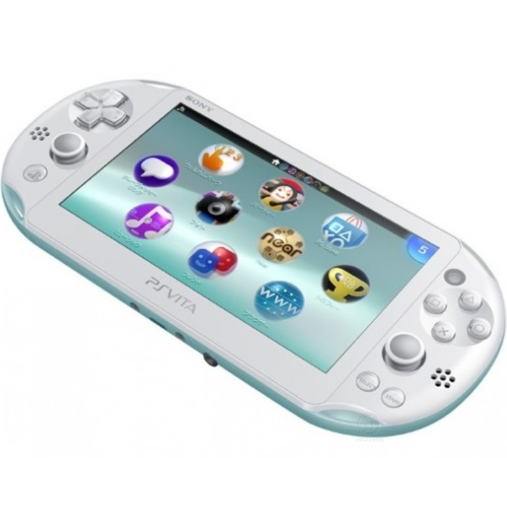 Sony PlayStation Vita 2000 Slim Wi-Fi White