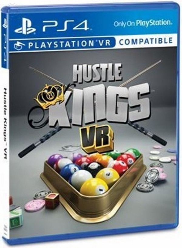 Hustle Kings VR (поддержка VR)