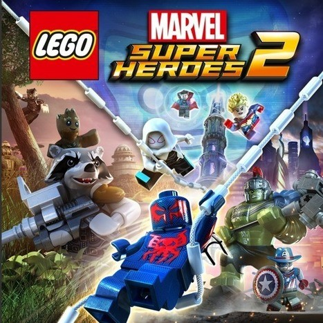 Прокат LEGO Marvel Super Heroes 2 від 7 днів PS4