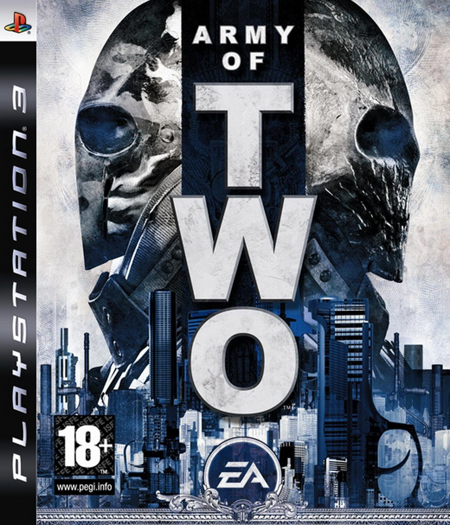 Army of Two б/в PS3