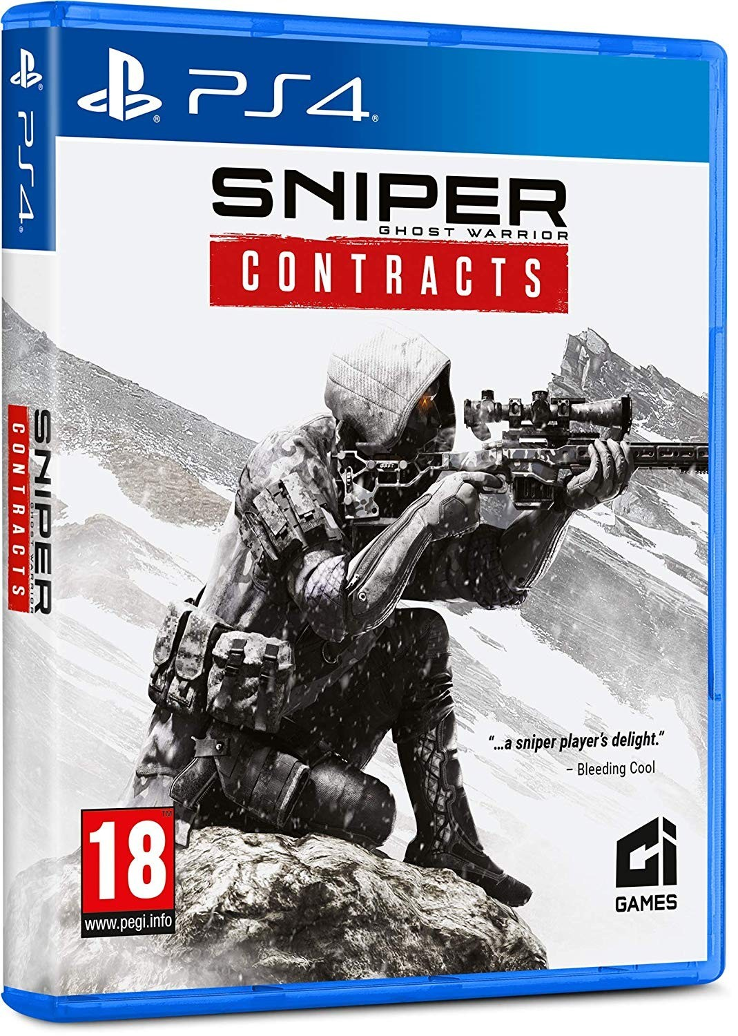 Sniper Ghost Warrior Contracts б/в PS4
