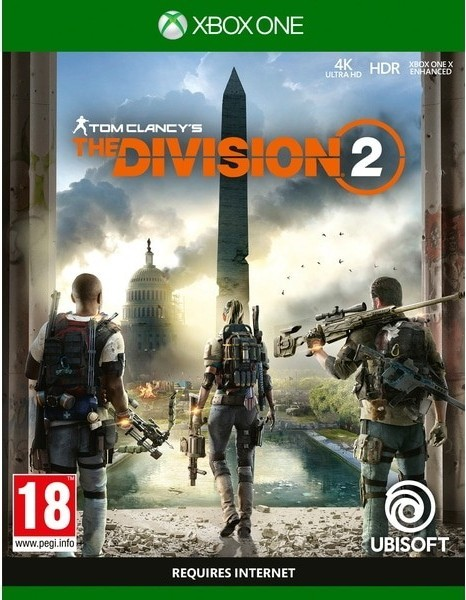 Tom Clancy's The Division 2 б/в XONE