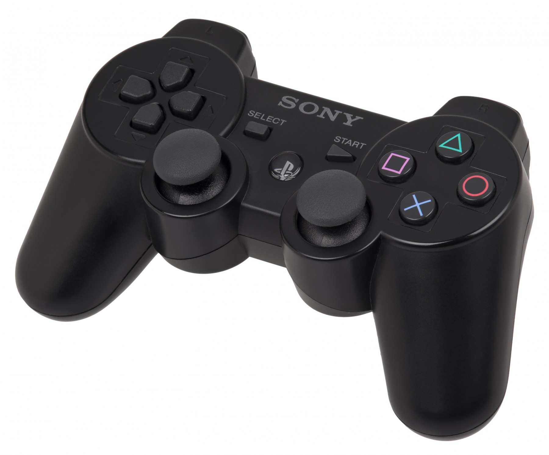 DualShock 3 SIXAXIS Wireless Bluetooth Controller Black