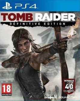 Tomb Raider: Definitive Edition б/в