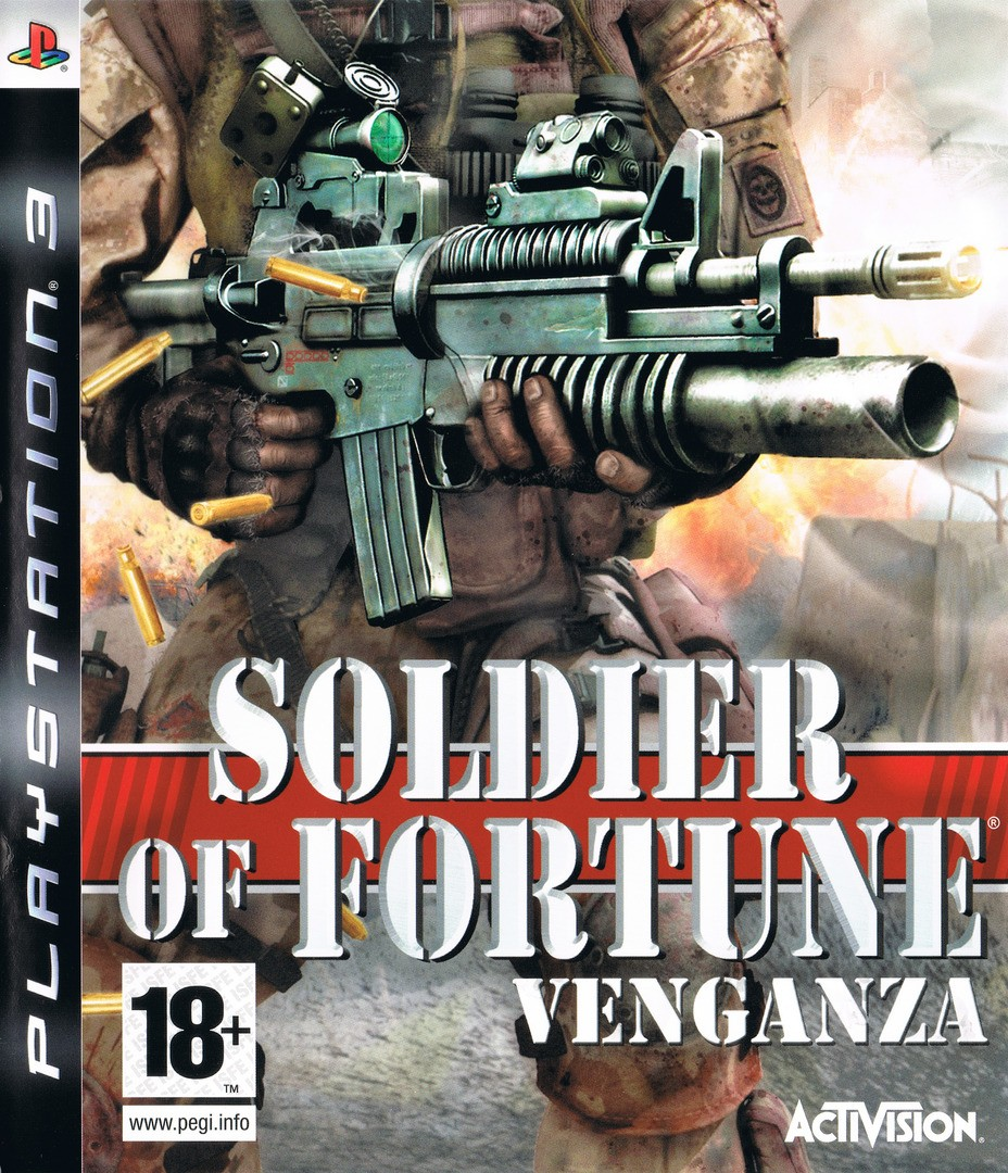 Soldier of Fortune Payback б/в PS3