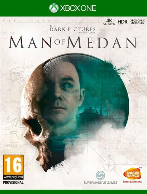 The Dark Pictures Anthology: Man Of Medan XONE