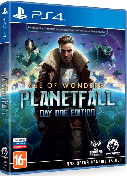 Age of Wonders Planetfall - Day One Edition PS4